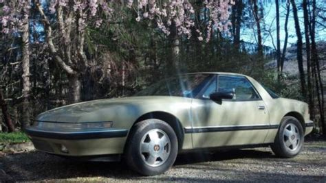 how cars run 1989 buick reatta on board diagnostic system sell used 1989 buick reatta base coupe 2 door 3 8l in weaverville north carolina united states