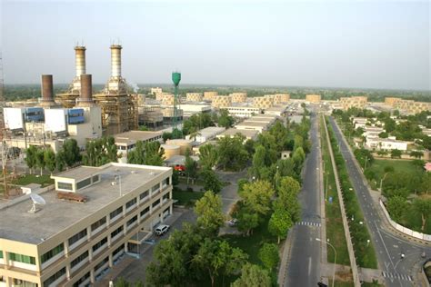 Google Complex panoramio photo of kapco kot addu pakistan