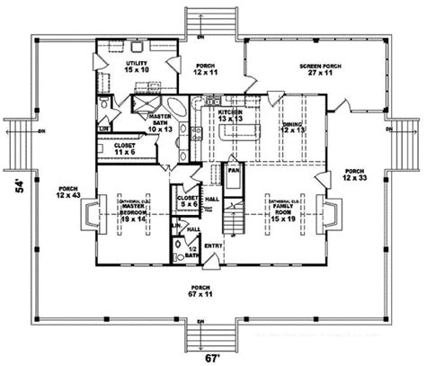 mil house plans chambersburg mill acadian home plan 087d 0389 house plans and more