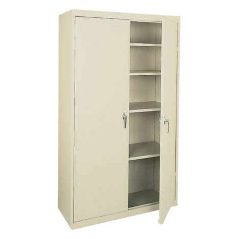 metal kitchen storage cabinets steel storage cabinets heavy duty welded sandusky metal