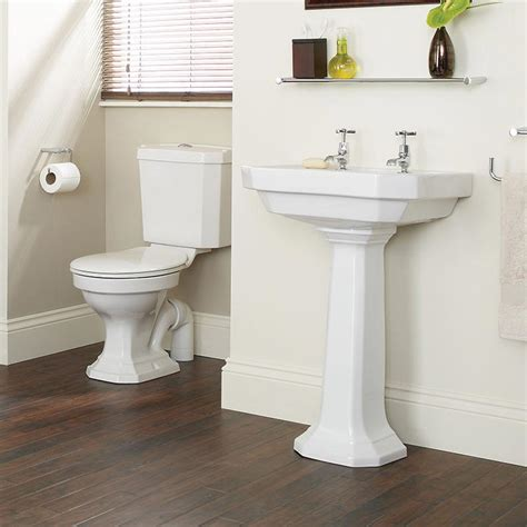 darwin bathroom supplies heritage granley deco 4 piece traditional suite