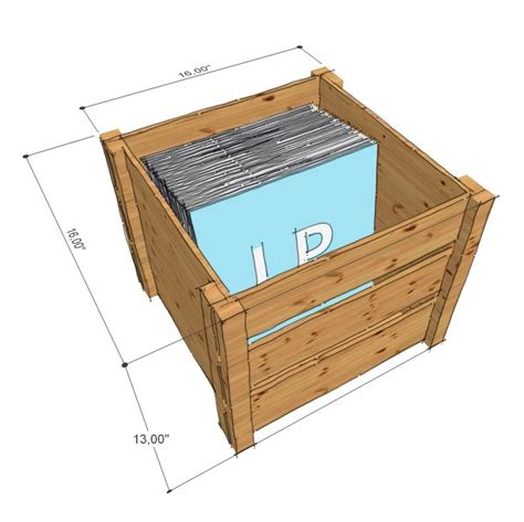 Record Shelf Plans by 208 Best Vinyl Record Storage Ideas Images On