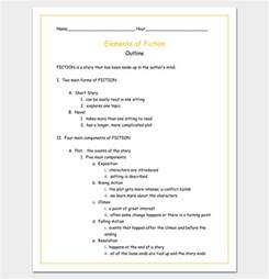 story outline template story outline template 15 for word and pdf format