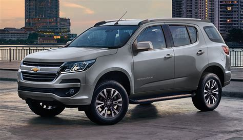 All New Chevrolet Trailblazer 2020 by 2019 Chevrolet Trailblazer Price Specs Release Date
