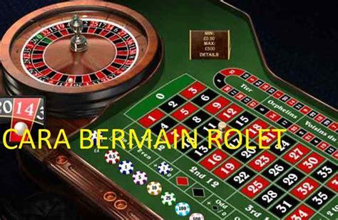 alasan  bermain judi roulette game  penghasil uang asli
