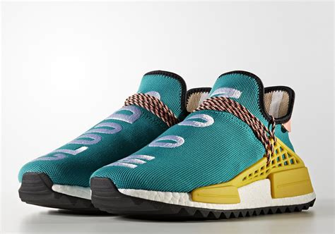Adidas Nmd Pw Hu Clouds Mood pharrell adidas nmd human race trail release info sneakernews