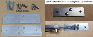 door mount sex swing door mount reinforcement kit