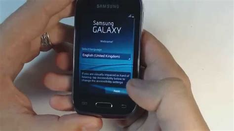 game mod samsung galaxy young samsung galaxy young s6310 hard reset youtube