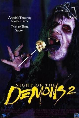 los demonios demons la noche de los demonios 2 1994 filmaffinity