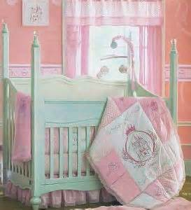 princess beds and cribs for a baby storybook nursery