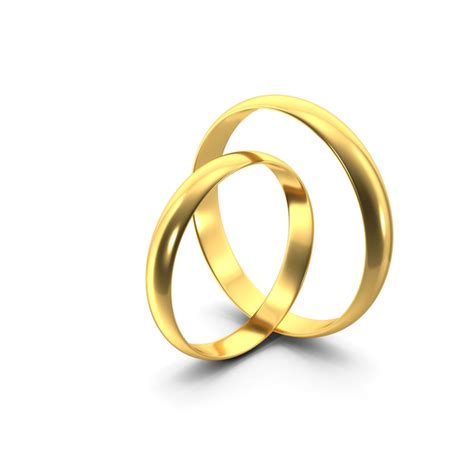 Standing Ring gold ring pair standing png images psds for