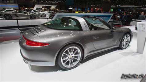 Porsche Targa 2014 by Gen 232 Ve 2014 Porsche 911 Targa Asphalte Ch