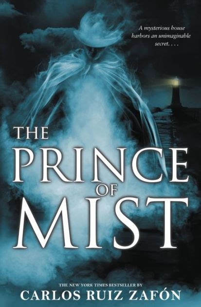 libro the prince of mist the prince of mist by carlos ruiz zaf 243 n paperback barnes noble 174