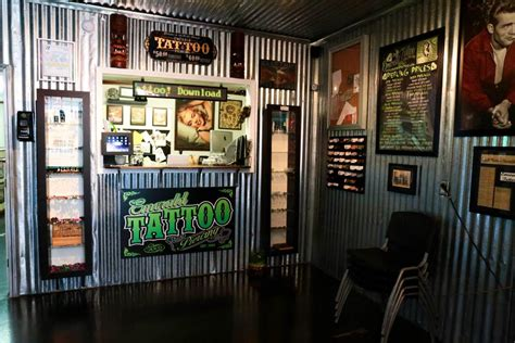 tattoo shops in modesto world emerald and piercing