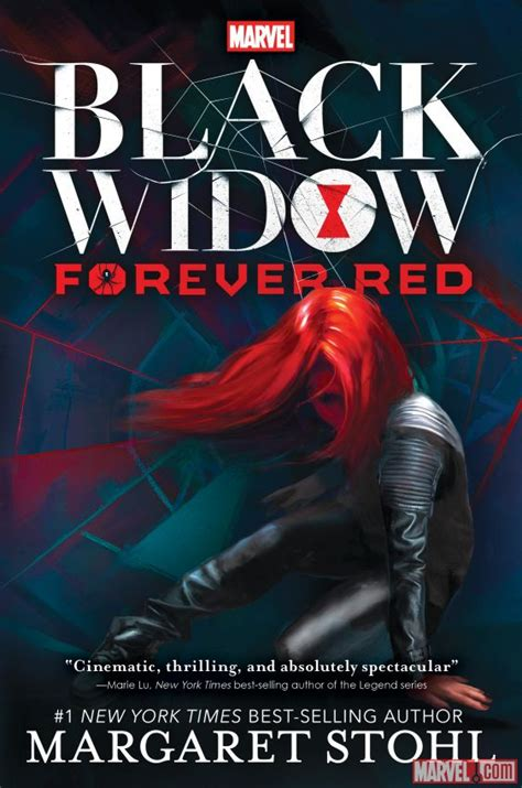 black widow a parlabane thriller books marvel details plans for marvel spectacular