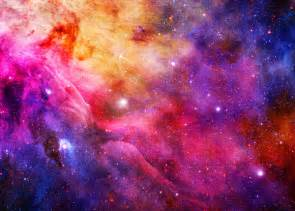 Colorful Wall Murals colourful galaxy wall mural space wall murals