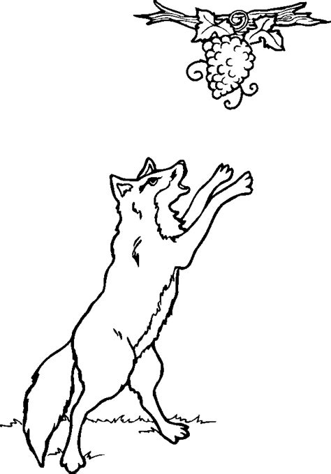 free coloring pages of the bad wolf