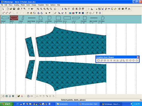 pattern making app fashion design software free mojomade
