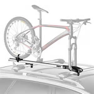 thule 174 ford edge 2015 2017 thruride roof mount bike rack