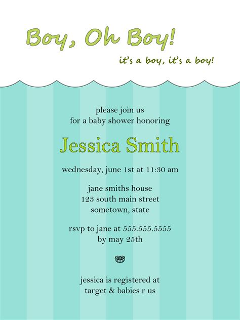 Baby Shower Invitation Templates Word by Design Baby Shower Invitation Templates Free For Word