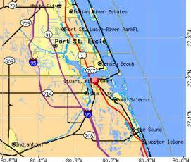 stuart florida zip code map stuart florida fl 34994 profile population maps real