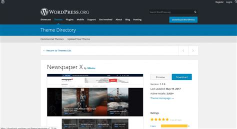 bootstrap themes news free bootstrap themes newspaper x psd to wordpress
