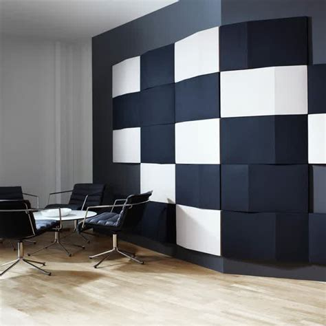 modern sound proof living room