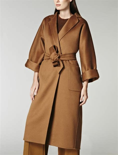 Jas Valenza coats max mara and coat on