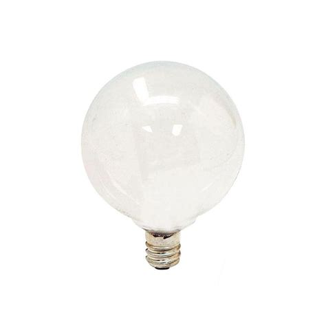 clear incandescent light bulbs ge 4 watt incandescent c7 night light pink 2 pack