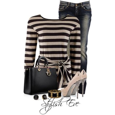 Stripes More Stripes Are The Stylish Answer To All Well Many Of Lifes Problems This Winter Fashiontribes Fashion by Stylish Fall Fashion Guide Stripes Are The New Sexy 13