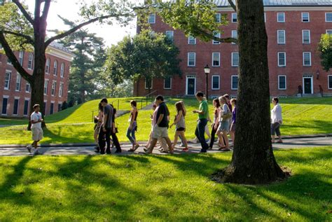 amherst college take a tour of the amherst college cus