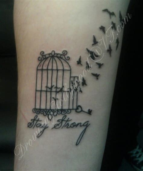 bird cage wrist tattoo 53 fantastic birds tattoos for wrist