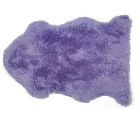 purple sheepskin rug sheepskin rug premium auskin fuchsia light purple ultimate sheepskin
