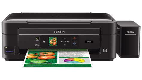 Epson Ecotank L455 Inyecci 243 N De Tinta Impresoras