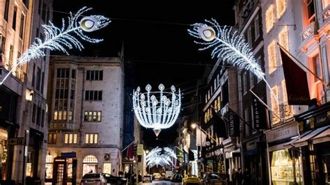 bond street christmas lights what s on visitlondon com