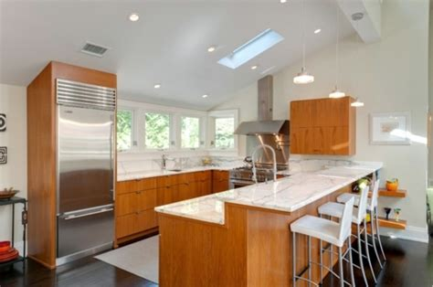 closed kitchen a flexible kitchen design open floor plan with a quot close