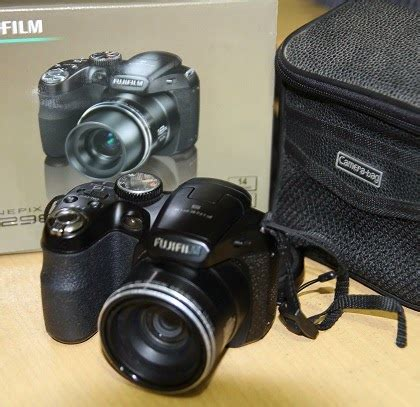 Kamera Fujifilm Finepix S2980 Bekas Jual Kamera Prosumer 2nd Fujifilm Finepix S2980