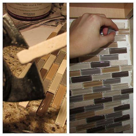 installing backsplash tile how to install tile backsplash