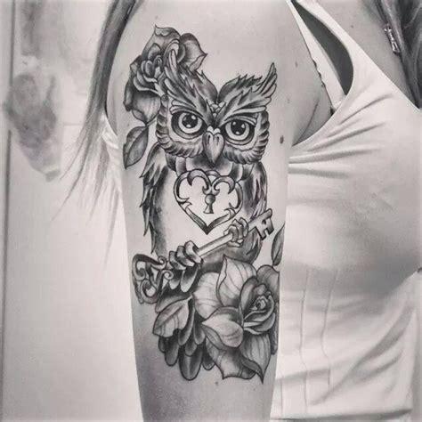tatuagem de coruja no bra 231 o foto 7633 mundo das tatuagens