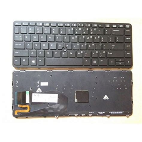 Hp Lenovo Qwerty clavier qwerty us hp elitebook 840 g1 850 g1 731179 001 736654 001 nsk cp2bv s2i informatique