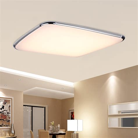 48w Rgb Dimmable Led Ceiling Light Living Room Lighting Living Room Ceiling Light Fixture