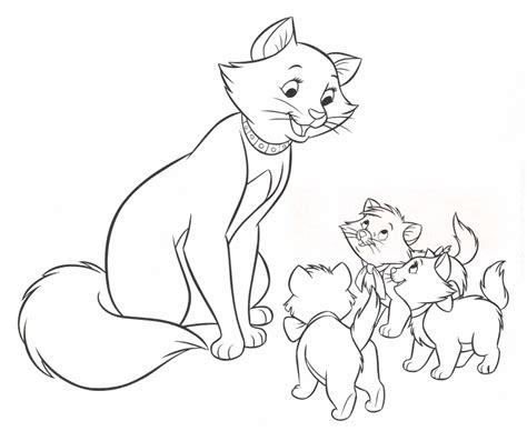coloring pages aristocats disney aristocats coloring pages best coloring pages for kids