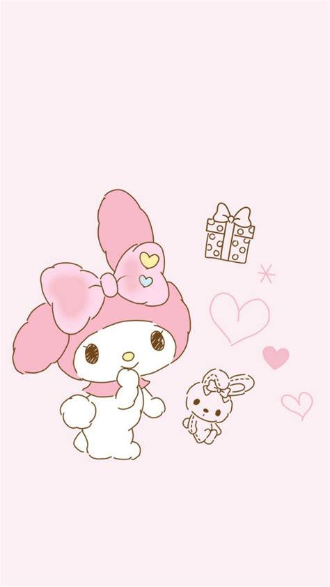 Wallpaper Gambar My Melody 2 画像 かわいい マイメロ マイメロディスマホ壁紙 待ち受け画像 サンリオmy melody naver まとめ