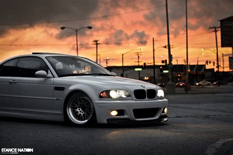 stancenation bmw stanced
