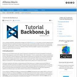 node js backbone tutorial web pearltrees