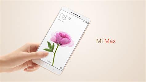 Fleksibel Finger Print Xiaomi Mi Max Original xiaomi mi max miui 8 to launch in india tomorrow here s everything you need to bgr india