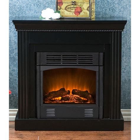 Southern Enterprises Electric Fireplace by Southern Enterprises Inc Walden Electric Fireplace