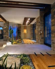 Indoor Courtyard by Indoor Garden Ideas
