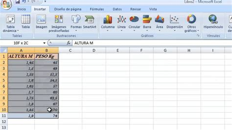 tutorial excel graficos 2007 tutorial gr 193 ficos de dispersi 211 n en excel youtube