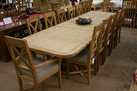 large dining table seats 6 home design ideas